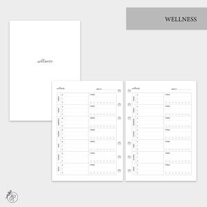 Wellness - A5 Rings