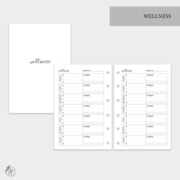 Wellness - Pocket Rings
