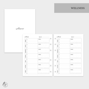 Wellness - Personal Wide Rings
