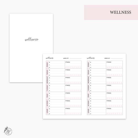Wellness Pink - Pocket TN