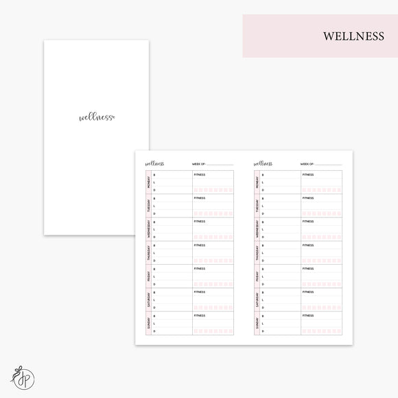 Wellness Pink - Personal TN