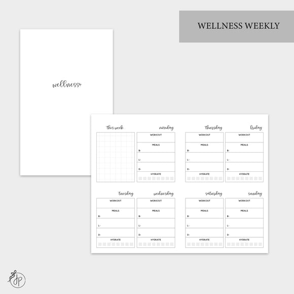Wellness Weekly - Pocket TN