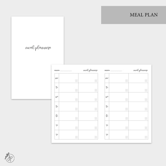 Meal Plan - Pocket TN