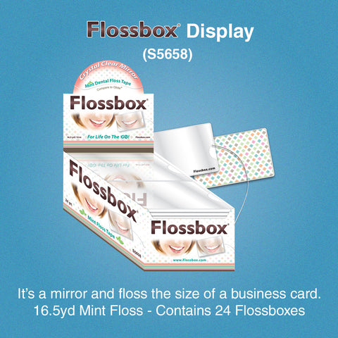 Flossbox Display