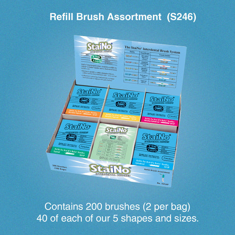 Refill Brush Assortment S246