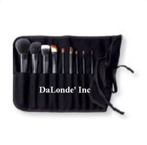Black 9-Piece Signature Brush Set