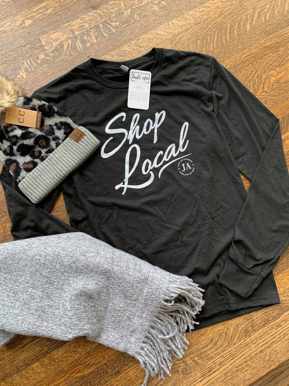 Shop Local Longsleeve