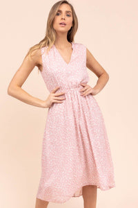 Flirty Fun Midi Dress