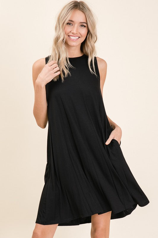 Relaxed Swing Dress