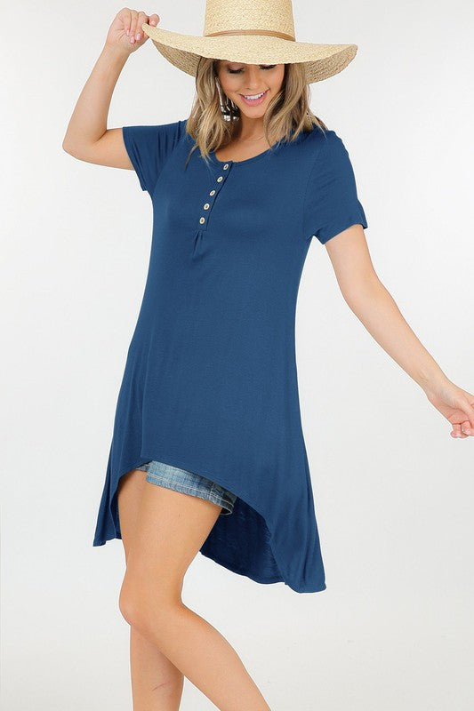 High Low Tunic
