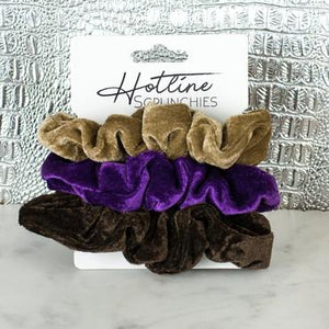 Hotline Scrunchies