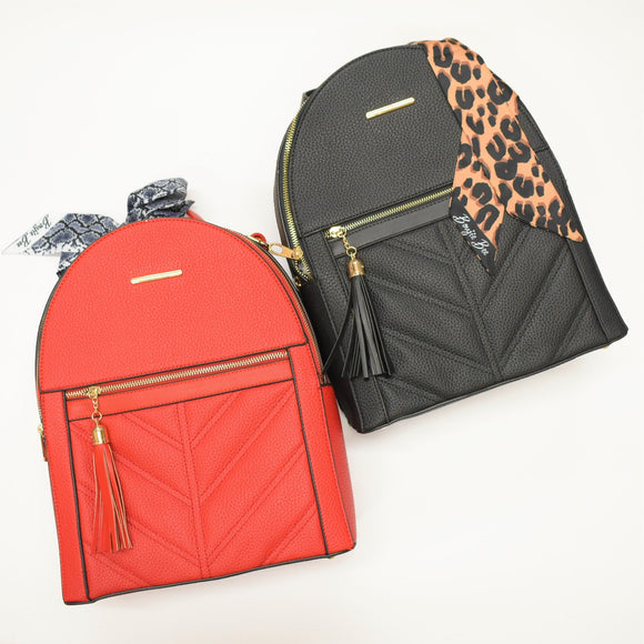 Traveler Backpack ONLY (No Wallet)