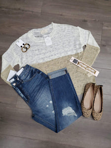 Shayla Ombre Sweater