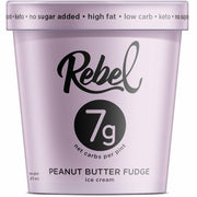 Mantecado Rebel Peanut Butter