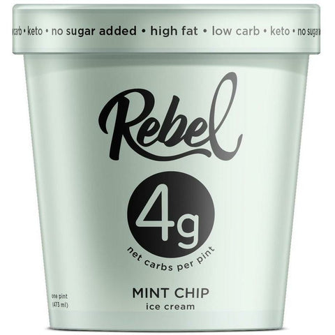 Mantecado Rebel Mint Chip