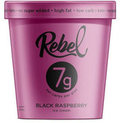 Mantecado Rebel Black Raspberry