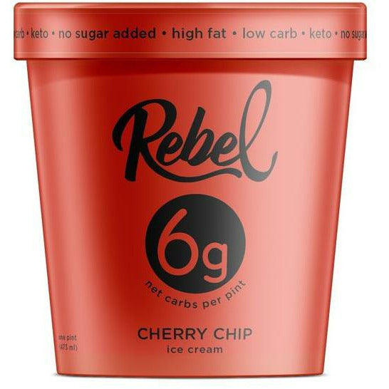 Mantecado Rebel Cherry Chip