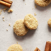 Mini Snickerdoodle Cookies
