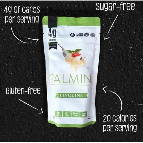 Linguine Palmini Hearts of Palm Pouch de 12 oz