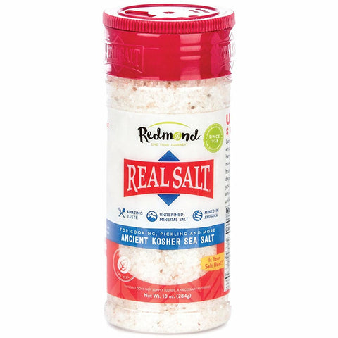 Redmond Real Salt (Kosher)-10 oz shaker
