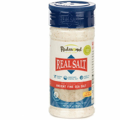 Redmond Real Salt-10.0 oz shaker