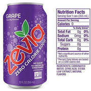 Zevia--Grape