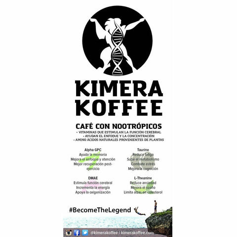 Kimera Koffee-Dark Roast