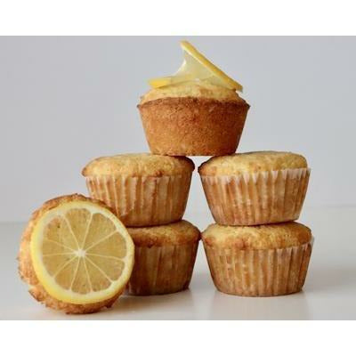 Lemon Muffin & Cake Mix - Low Carb, Gluten Free, and Dairy Free