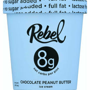 Mantecado Rebel Chocolate Peanut Butter