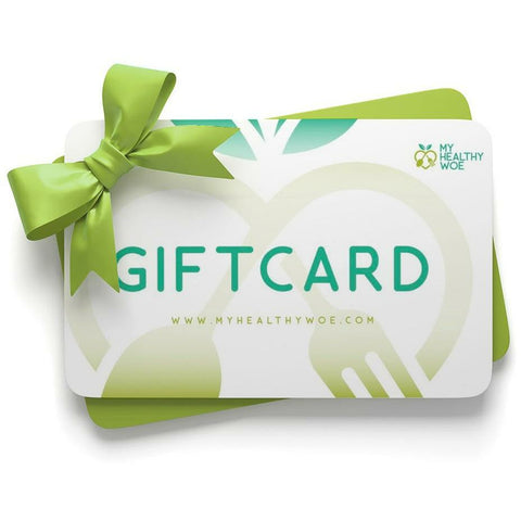 My Healthy WOE Gift Card