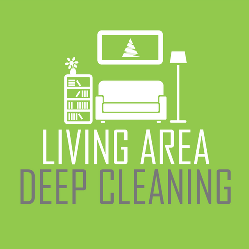 Living and Sleeping Area Deep Cleaning