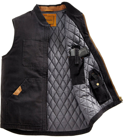 Conceal and Carry Vest Mens Outerwear Venado Inc