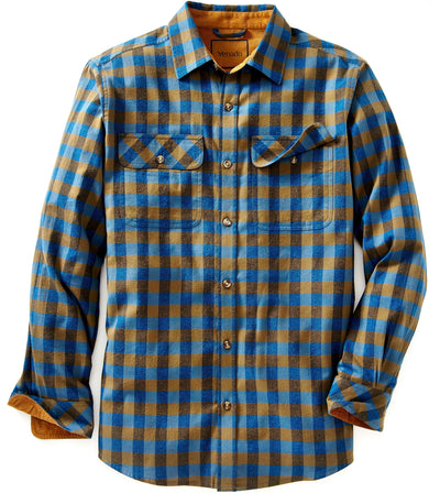 Full Draw Flannel Shirt Shirts Venado Small Independence