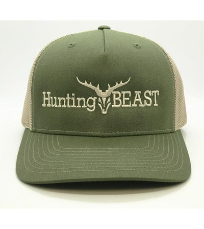 Hunting Beast Army Trucker Cap The Hunting Beast