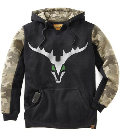 Hunting Beast Hoodie Mens Sweatshirt & Hoodies The Hunting Beast Small