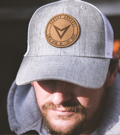 Patch Logo Cap Accessories Venado Inc