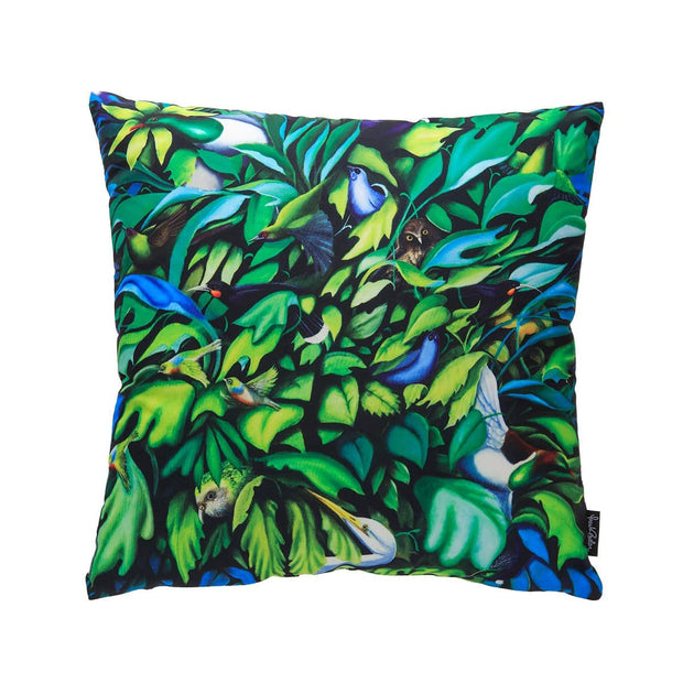 Flights and Foliage Cushion Cover by Frank Gordon
