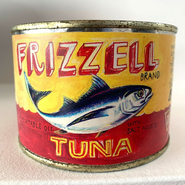 """Frizzell Tuna"" by Dick Frizzell"