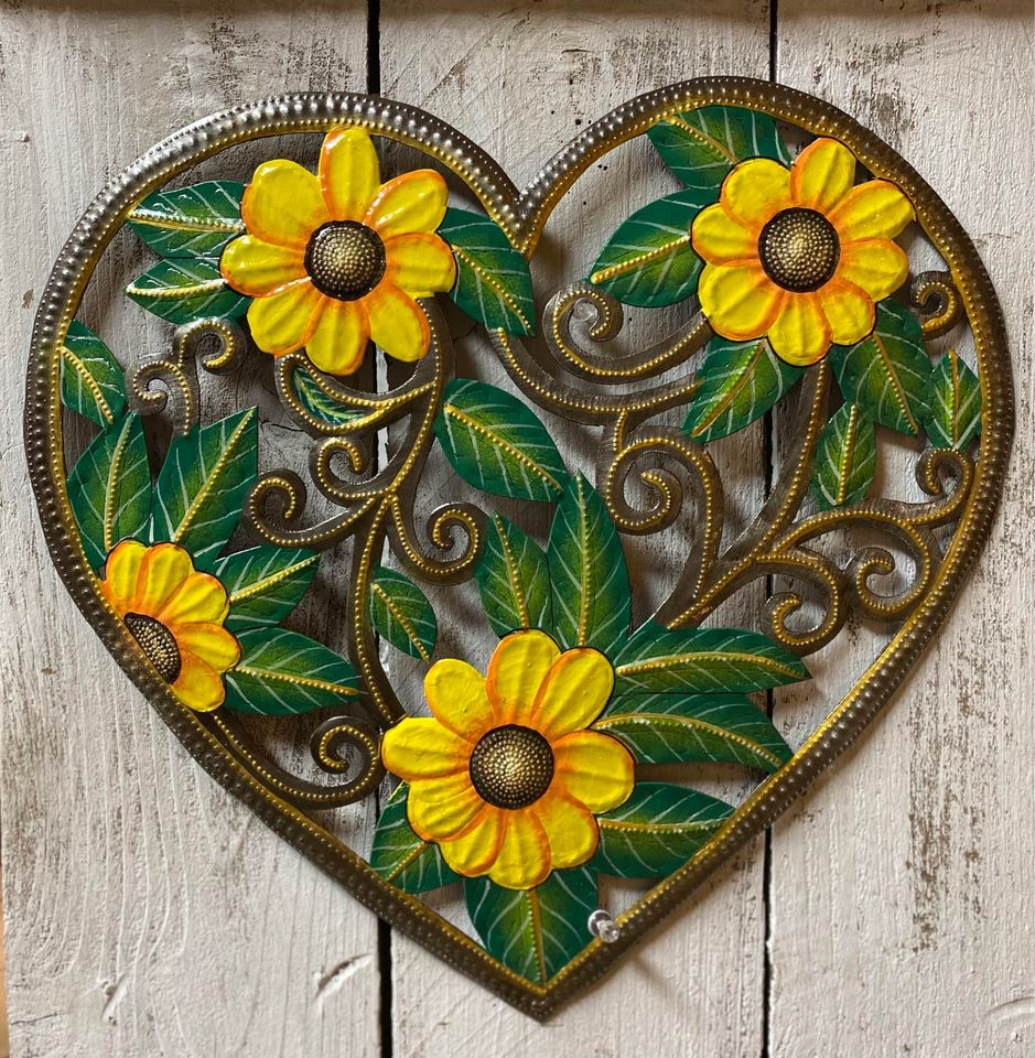 Sunflower Heart