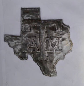 Texas A&M Ornament