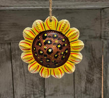 Load image into Gallery viewer, Sunflower Ornament