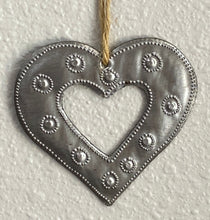 Load image into Gallery viewer, Heart Ornament