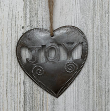 Load image into Gallery viewer, Heart Joy Ornament