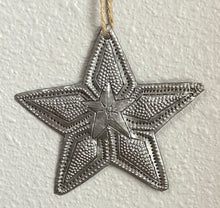 Load image into Gallery viewer, Star With Star Ornament