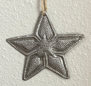 Star With Star Ornament