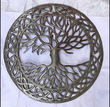 Load image into Gallery viewer, Double Border Tree of Life - LARGE 23""