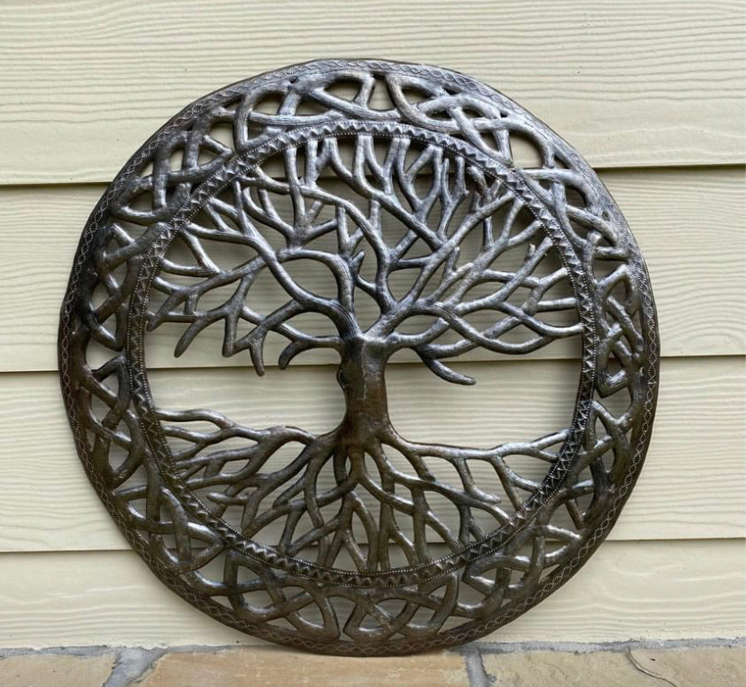 Double Border Tree of Life - LARGE 23""