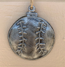 Load image into Gallery viewer, Baseball / Softball Ornament