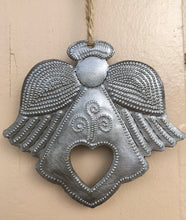 Load image into Gallery viewer, Angel Ornament Heart