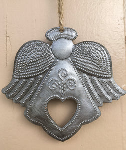 Angel Ornament Heart